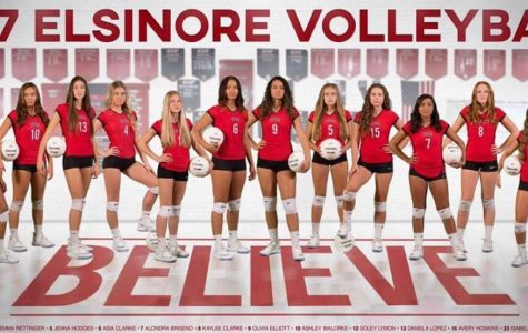 Volleyball: Elsinore vs. Paloma