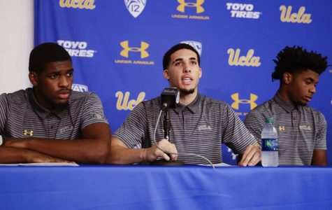 UCLA Basketball Players Caught Stealing in China