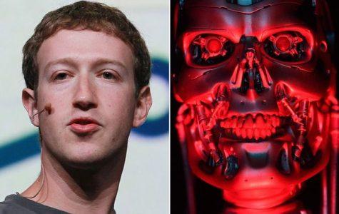 Is Mark Zuckerberg a Robot?