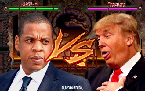 JAY-Z VS TRUMP
