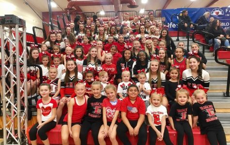 Elsinore Cheer Clinic
