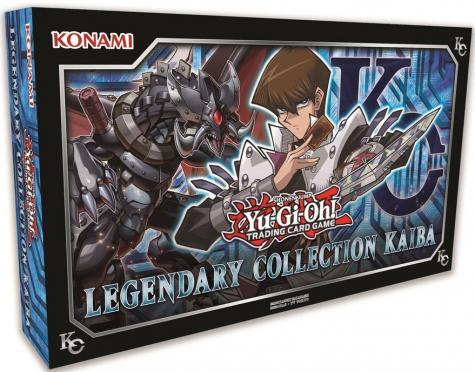 Yu-Gi-Oh! News: Kaiba Legendary Collection Box