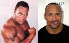 Why Does Dwayne Johnson Look Like The Rock????