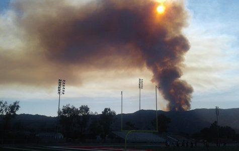 Wildomar Fire: Talk is Ablaze