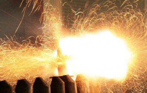 Firecracker Incident