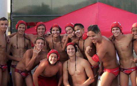 Boys Varsity Water Polo