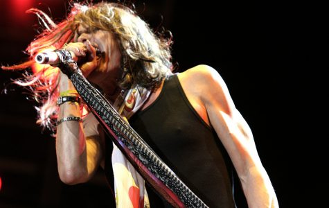 Steven Tyler Opens a Shelter for Abused Young Women