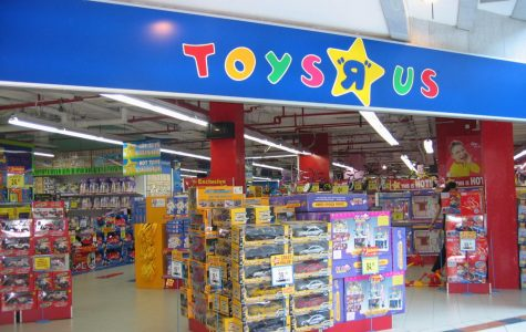 Toys R Us Disappearing