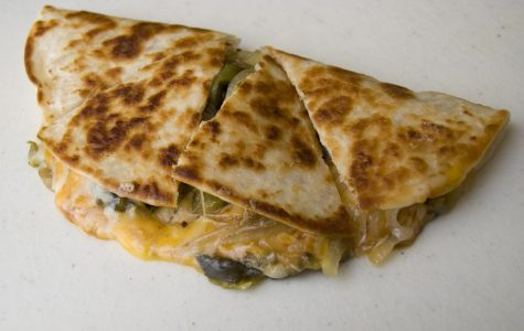 How to Make a Quesadilla
