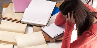 Too Much Homework May Affect Teens