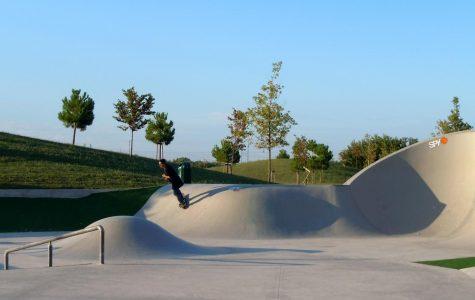 McVicker Canyon Park Skatepark