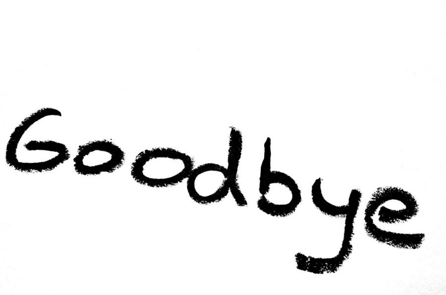A Good-Bye Message and My Last Article