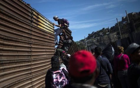 Tear Gas Used on Migrants in Tijuana