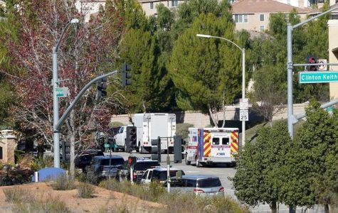 SWAT Standoff in Wildomar