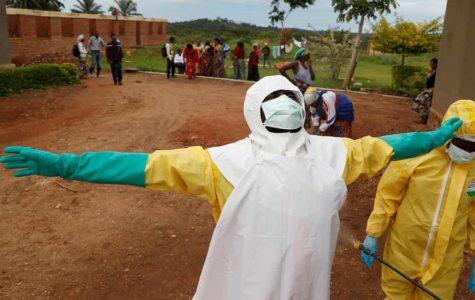 Ebola Cases in Congo