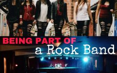 Being Part of a Rock Band