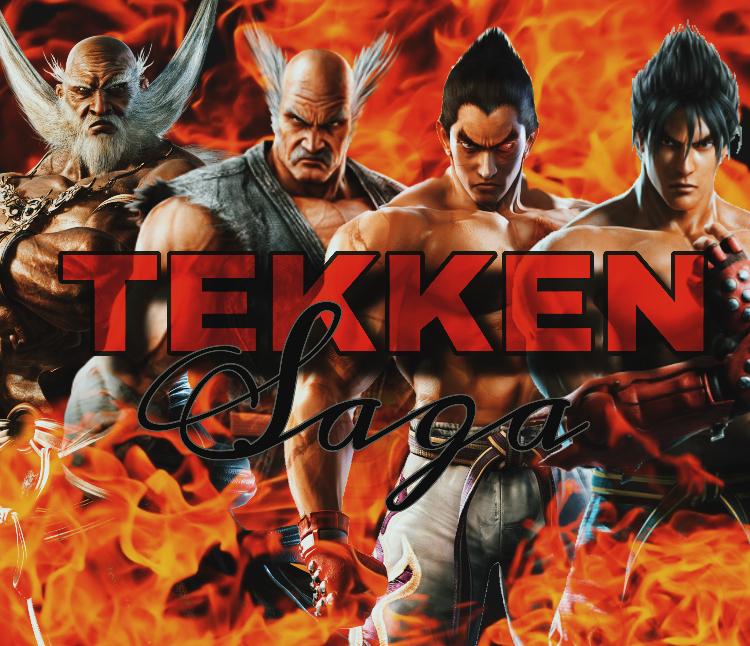 Tekken Saga