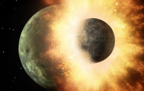 How Did the Moon Form?