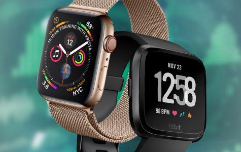 Apple Watch vs. Fitbit