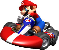 Mario Kart on iPhone!!!