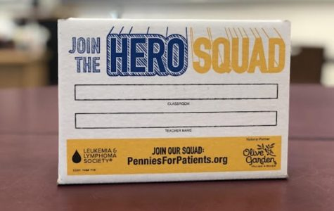 ASB Hosts Pennies for Patients Fundraiser