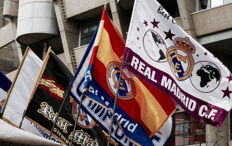 Real Madrid VS Man City
