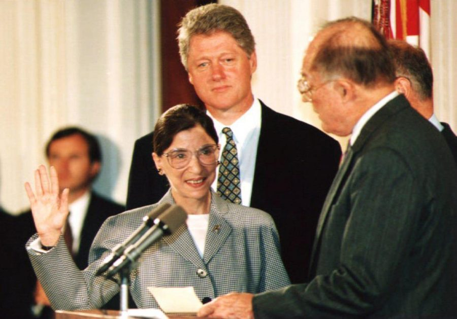 Who is Ruth Bader Ginsburg and Who is Filling Her Seat?