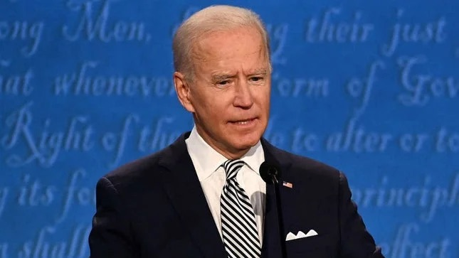 Biden is using COVID-19 as excuse to not show up for next presidential debates!