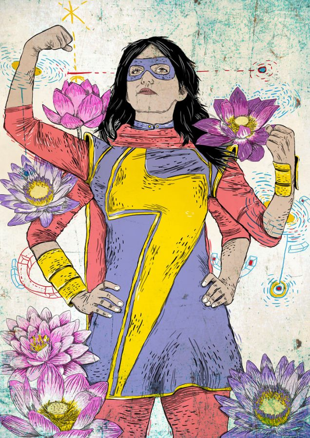 Iman+Vellani+is+Ms.Marvel%21