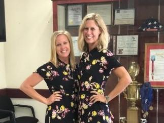 Ms. Jennings and Mrs. Thomas