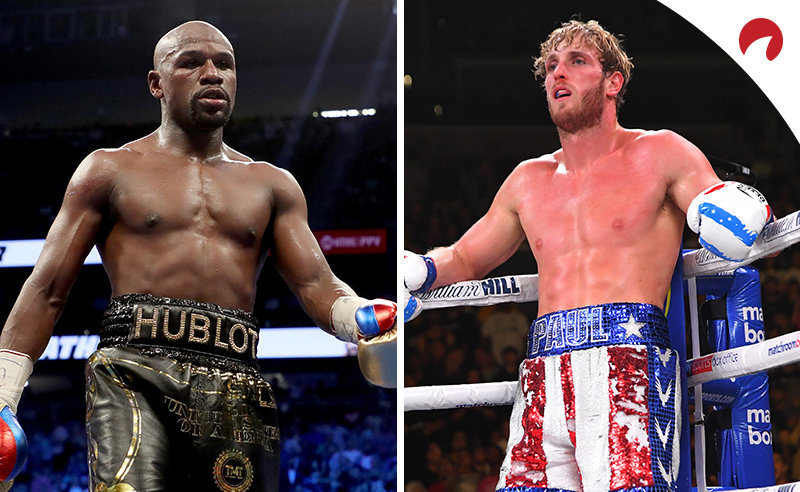 Logan Paul Will Fight Floyd Mayweather in February