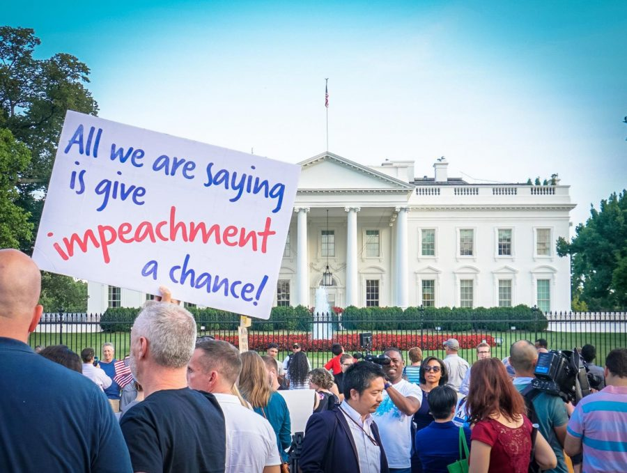 Trump Gets Impeached for a Second Time