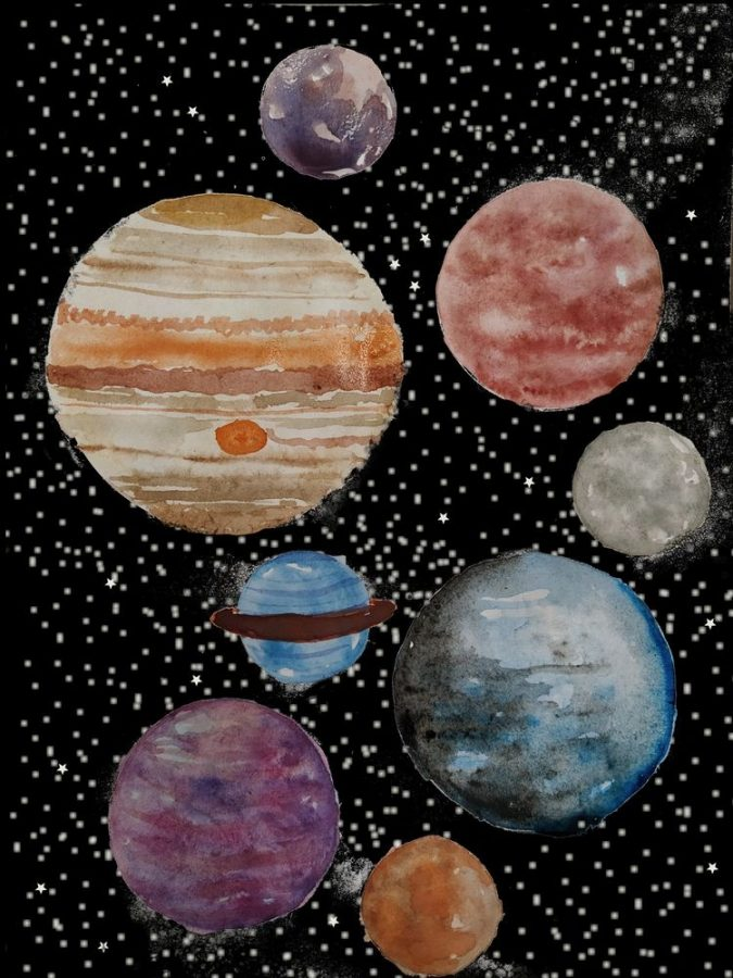The Meaning of Each Astrology Planet