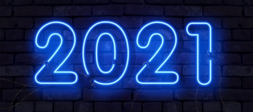Welcome to 2021 and What to Expect!