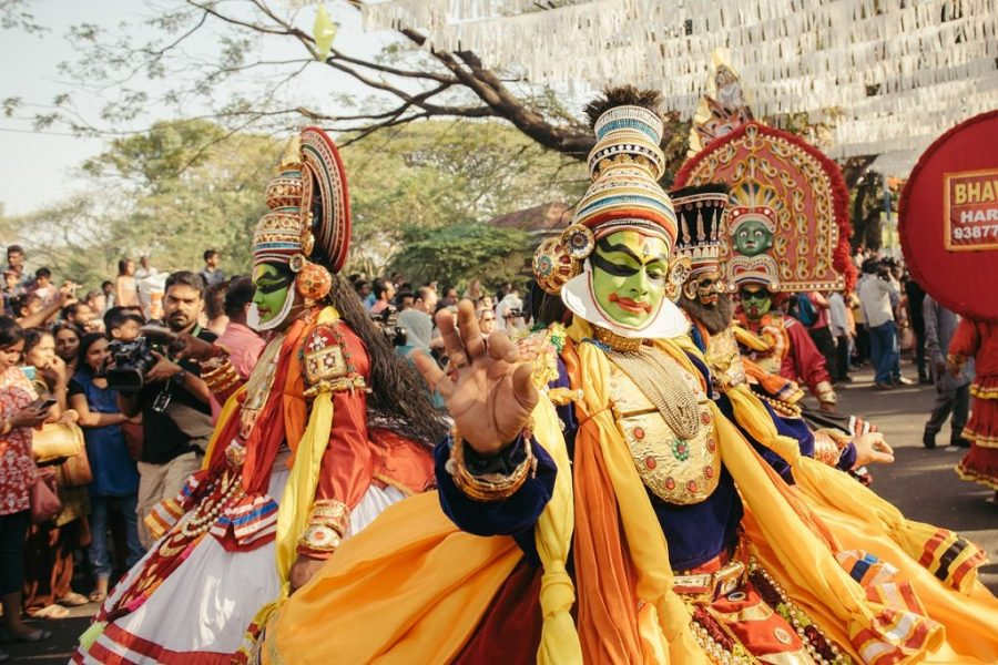 Traditional Indian Culture Festival