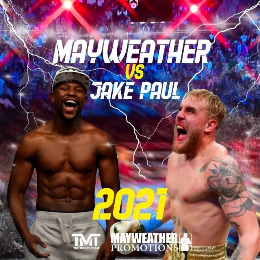 Floyd Mayweather Says He Wants to Fight Jake Paul and 50 Cent