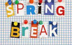 My 2021 Spring Break Experience