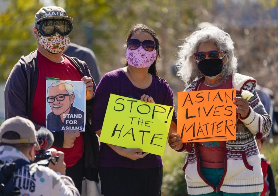 Asian Hate Crime