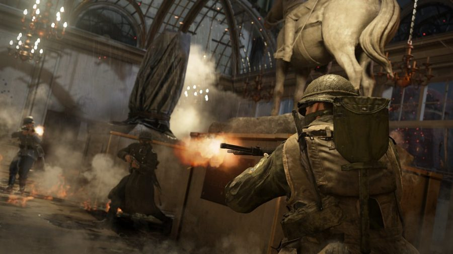 Call of Duty: WW2 Vanguard Will Be a Risky Buy