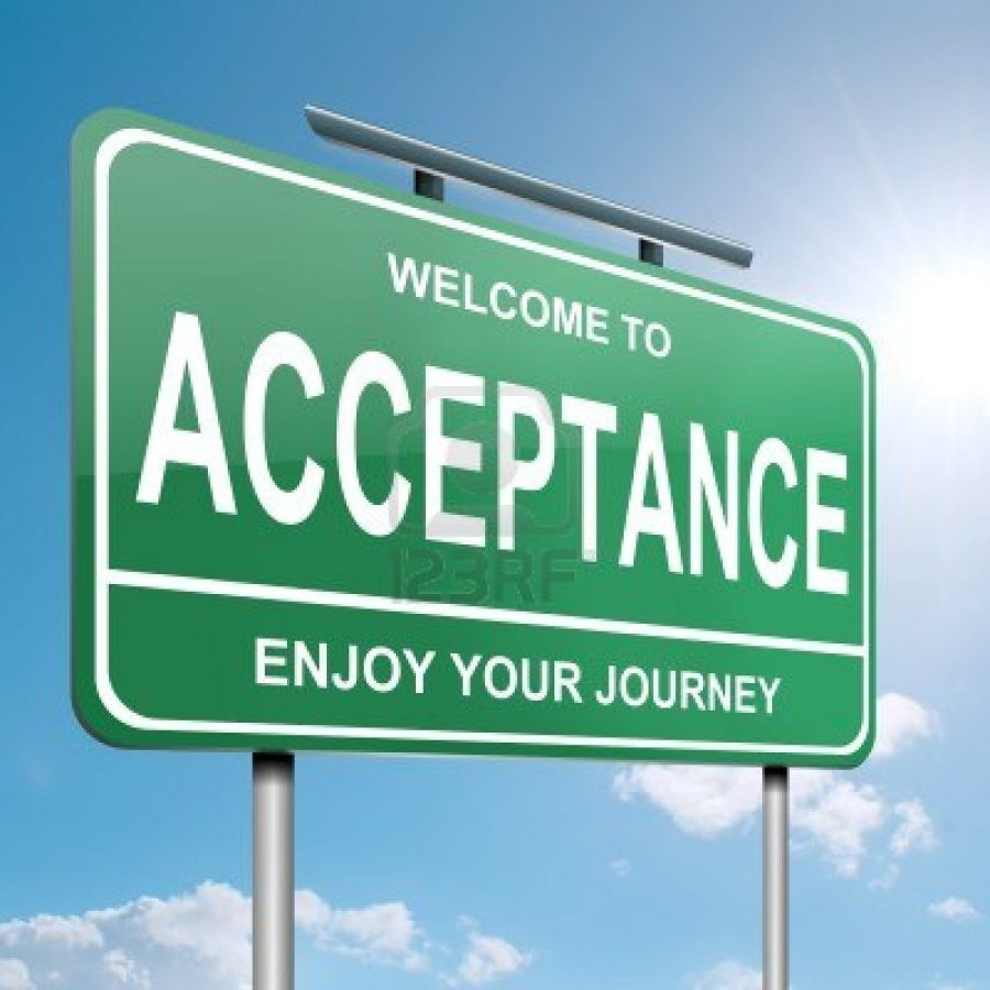 Acceptance In Life