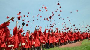 Who's Ready to Graduate?