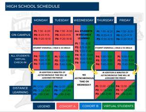 EHS Hybrid Schedule