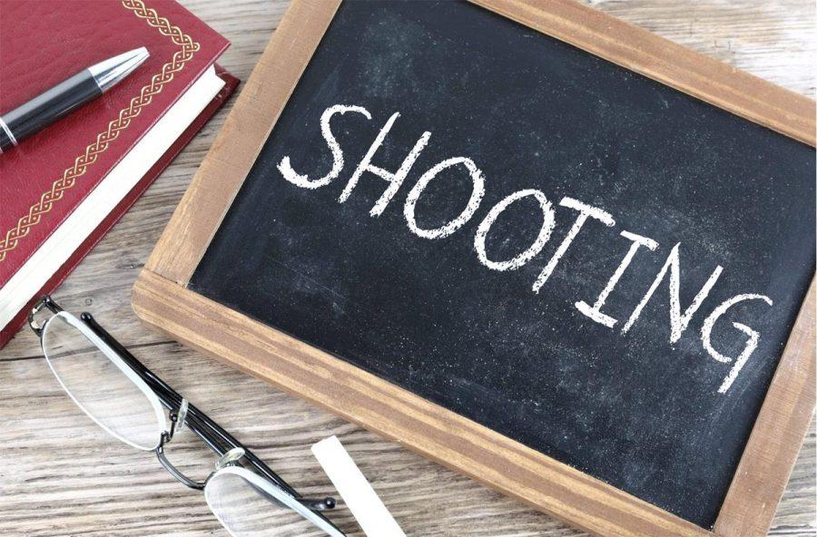 Shooting in California