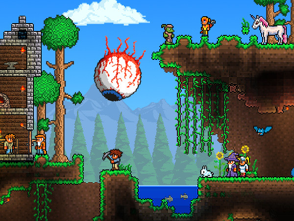 Have You Played Terraria?