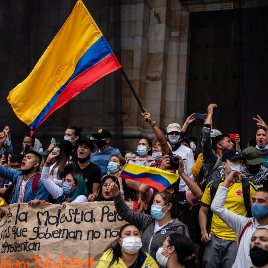 Whats Happening in Colombia