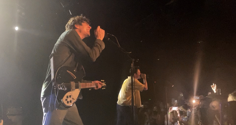 Wallows Live at the Roxy