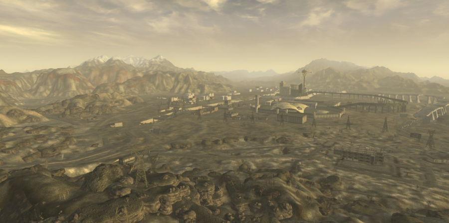 Fallout: New Vegas and Choices in Video Games