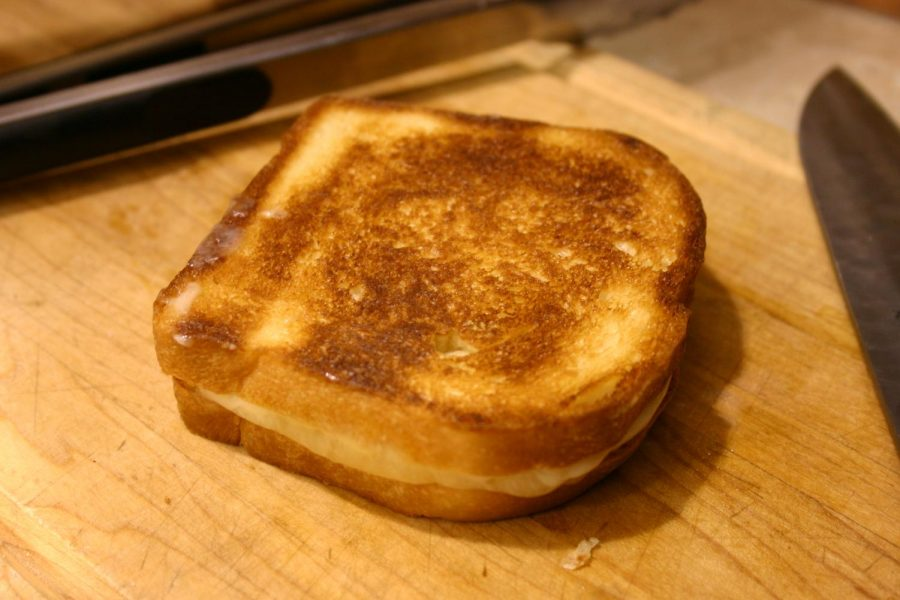 The Best Grilled Cheese!