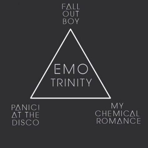 Emo Trinity and History