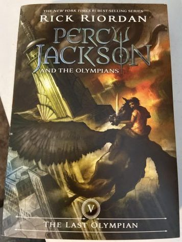 Percy Jackson and the Olympian: The Lightning Thief
